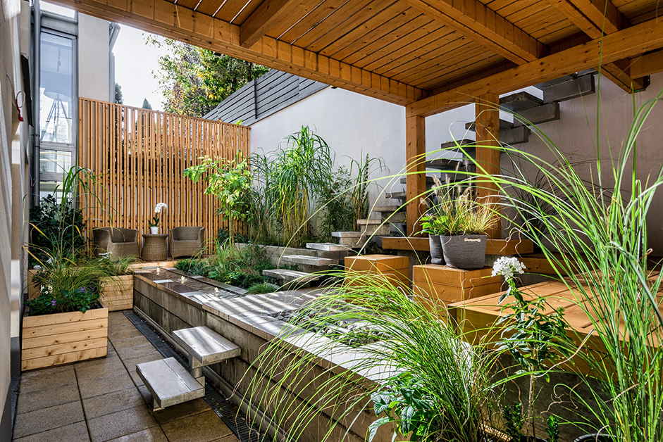 Top tips for small improvements to outdoor space